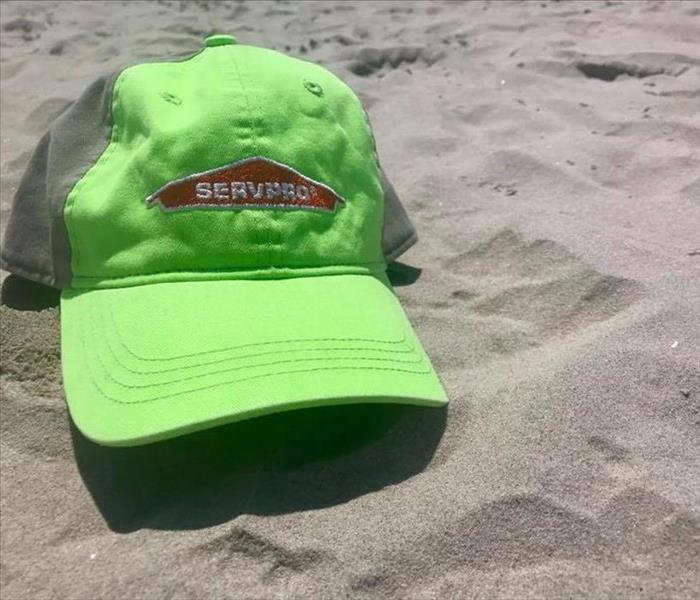 SERVPRO at the Beach