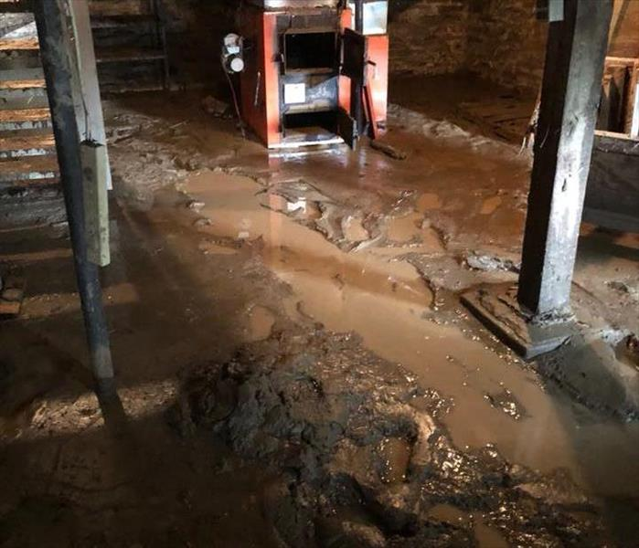 Flood Damage in Susquehanna County