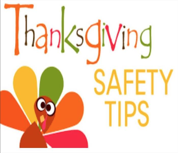 Fire Damage Cooking Safely this Thanksgiving