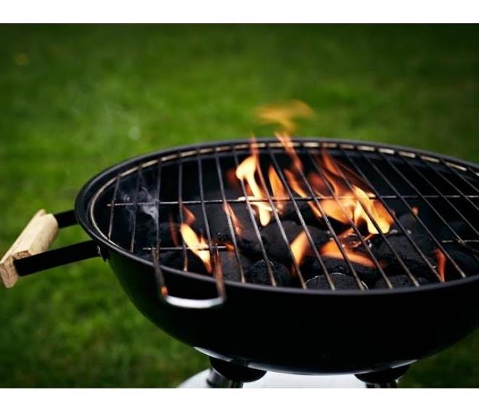 Fire Damage Summer Grill Out Safety Tips for Wilkes-Barre, PA