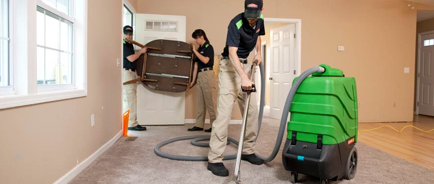 Kingston, PA residential restoration cleaning